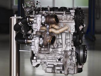 Volvo создала 450-сильную «четверку» с тройным наддувом