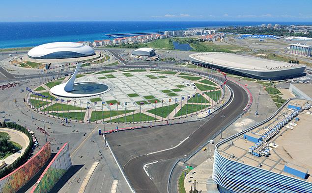 """""""Сочи Автодром"""" глазами его архитектора Германа Тильке. Фото 4"""