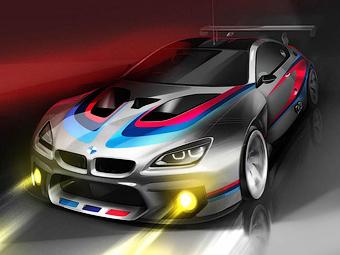 BMW построит гоночное купе M6