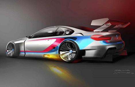 Новый автомобиль заменит модель Z4 в классе GT3
