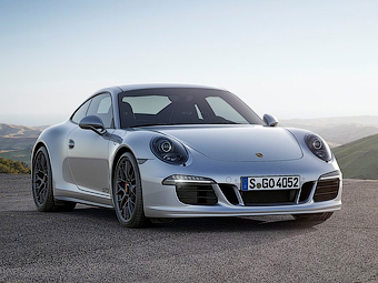 Спорткар Porsche 911 Carrera GTS стал мощнее