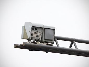 Подмосковные дорожные камеры заменят муляжами