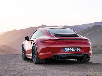 Глава Porsche допустил появление гибридного 911-го