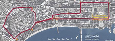 Берни Экклстоун сравнил бакинский трек с трассой в Монте-Карло
