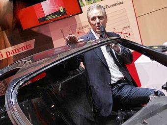 Компания BMW наняла бывшего шеф-инженера Ferrari