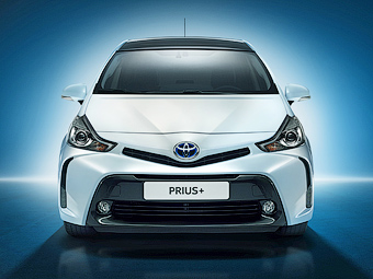 «Тойота» обновила «большой» Prius