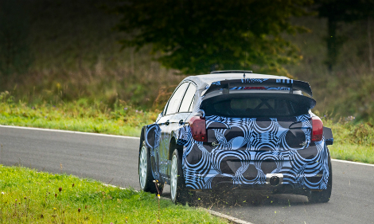 Хот-хэтч получит турбомотор от гражданской модели Hyundai Veloster. Фото 2