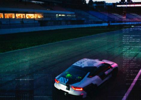 """Компания испытает автомобиль с автопилотом на автодроме """"Хокенхаймринг"""""""