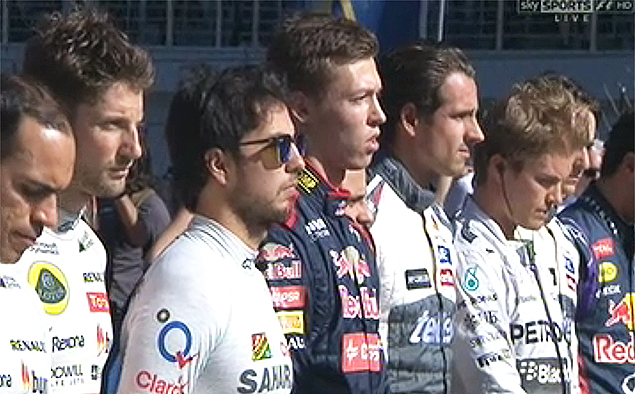 Онлайн-трансляция шестнадцатого этапа Формулы-1 2014 года. Фото 4