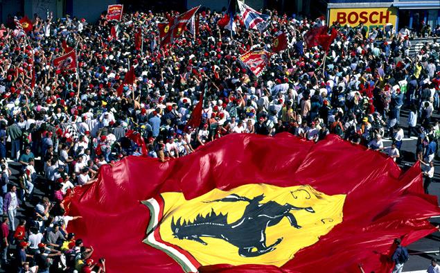 История самой отчаянной российской фанатки Формулы-1. Фото 1
