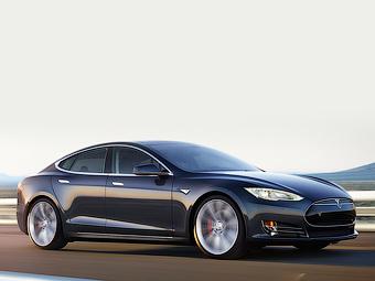 «Тесла» построила 700-сильный полноприводный электрокар