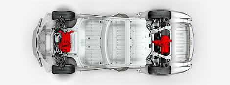 Дебютировала самая быстрая модификация седана Tesla Model S