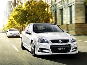 Компания Holden обновила семейство Commodore