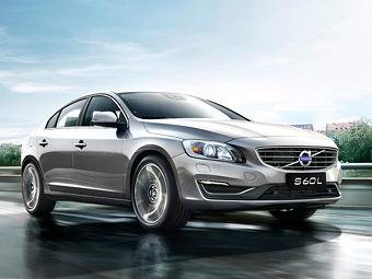 Volvo вывезет удлиненный S60 за пределы Китая