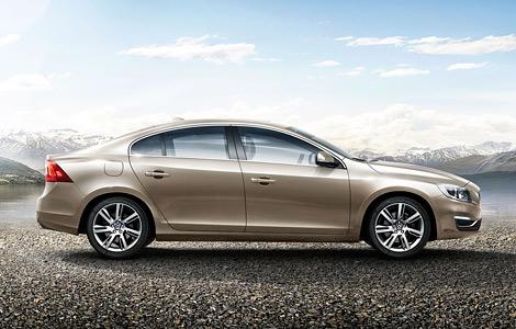 Седан Volvo S60L начнут экспортировать из КНР в США