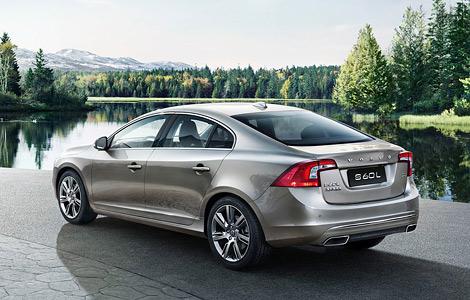 Седан Volvo S60L начнут экспортировать из КНР в США. Фото 1