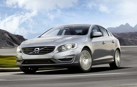 Седан Volvo S60L начнут экспортировать из КНР в США. Фото 2