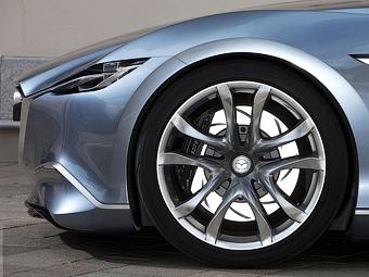 Mazda подготовит роторный концепт к 2017 году