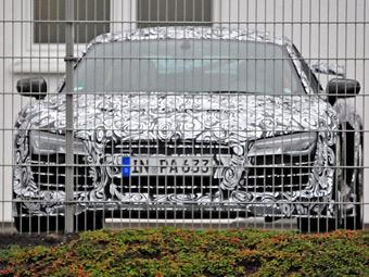 Шпионы сфотографировали экстремальный вариант Audi R8