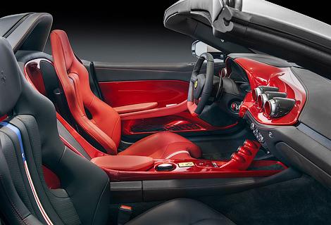 Компания построит 10 суперкаров F12berlinetta без крыши. Фото 1