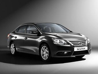 Nissan назвал рублевую стоимость седана Sentra