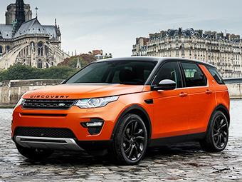 Преемник Land Rover Freelander получит «горячую» версию