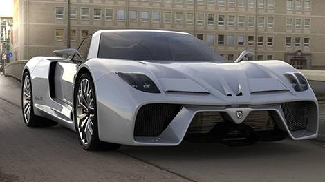 Компания Tecnicar приступил к созданию первого электрического суперкара в Италии. Фото 1