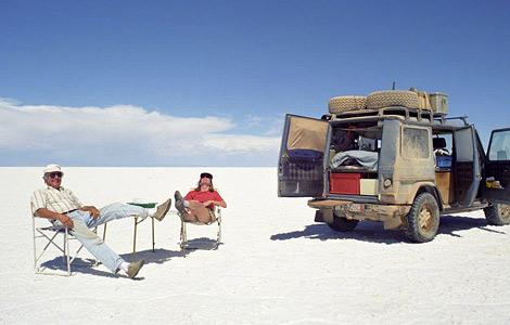 Путешественник проехал 900 тысяч километров и побывал в 215 странах
