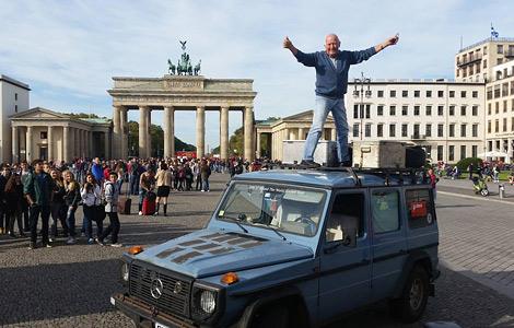 Путешественник проехал 900 тысяч километров и побывал в 215 странах. Фото 3