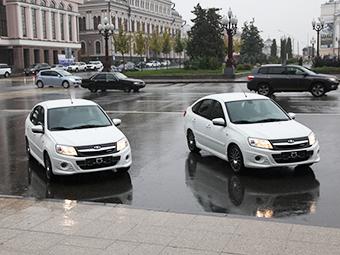 «АвтоВАЗ» сделал для президента Татарстана особые «Гранты»