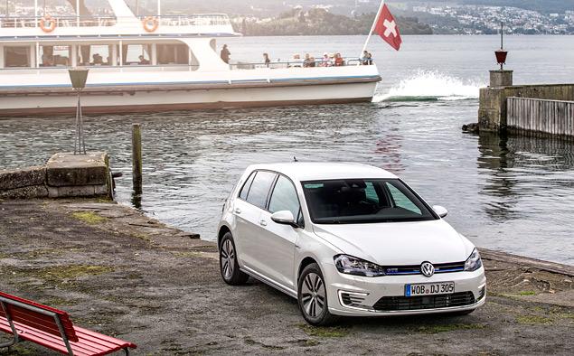 """Тест Volkswagen Golf GTE — первого """"горячего"""" хэтчбека на бензоэлектротяге. Фото 3"""