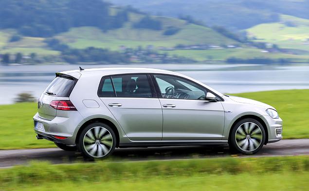 """Тест Volkswagen Golf GTE — первого """"горячего"""" хэтчбека на бензоэлектротяге. Фото 5"""
