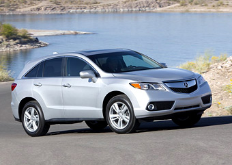 Acura сделает все свои машины полноприводными