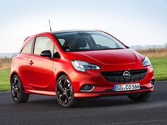 """Opel добавил новой """"Корсе"""" агрессии"""