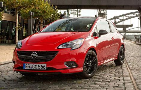 Немцы показали обвес OPC Line для хэтчбека Corsa пятого поколения