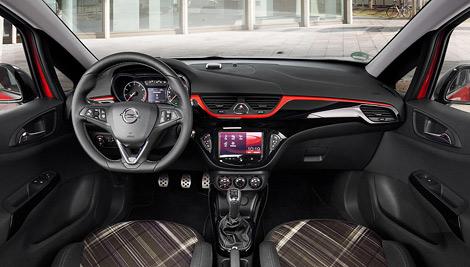 Немцы показали обвес OPC Line для хэтчбека Corsa пятого поколения. Фото 1