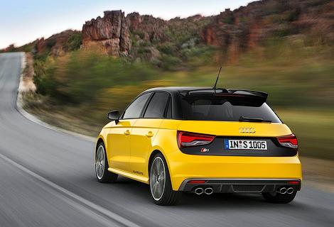 Самый мощный A1 мог бы стать причиной конкуренции внутри линейки Audi