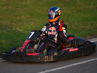 Toro Rosso займется картингом в Татарстане