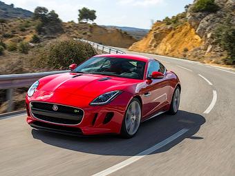 Фотошпионы подтвердили появление Jaguar F-Type с полным приводом
