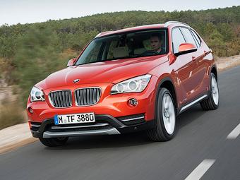 BMW удлинит свои кроссоверы