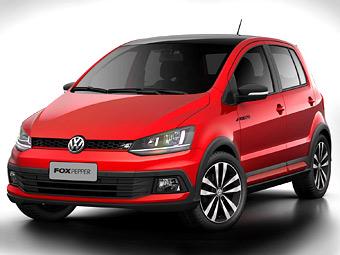 Volkswagen покажет бразильцам «молодежный» хэтчбек