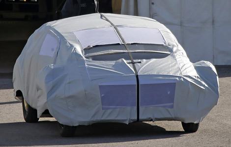 Mercedes-Benz построит машину на альтернативном топливе. Фото 2