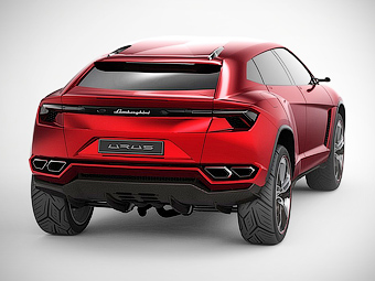 В Audi засомневались в необходимости внедорожника Lamborghini