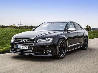 Ателье ABT сделало Audi S8 675-сильным