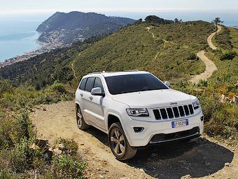 Jeep Grand Cherokee обзавелся в России новым мотором