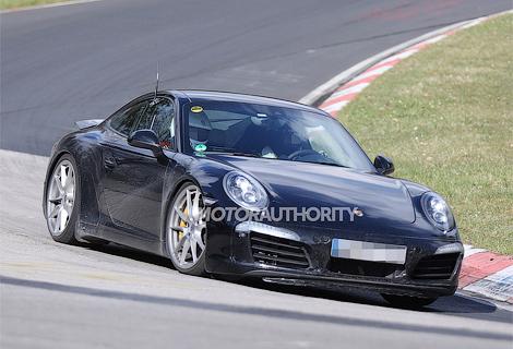 После обновления модели 911 все спорткары станут турбированными