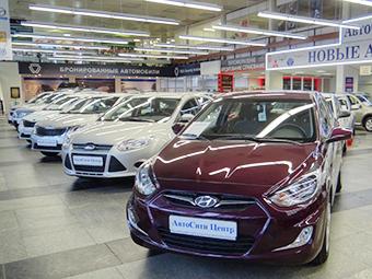 Четверть реализованных в РФ машин продали в Москве и Подмосковье