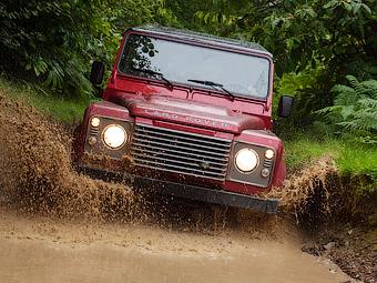 Заводской тюнер Land Rover займется «Дэфендером»