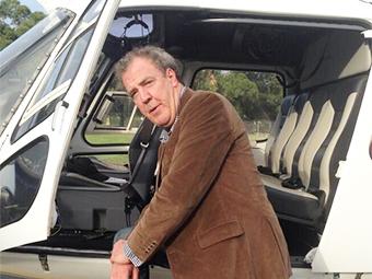 Джереми Кларксона оштрафовали впервые за 30 лет