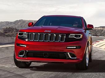 «Горячий» Jeep Grand Cherokee переименуют